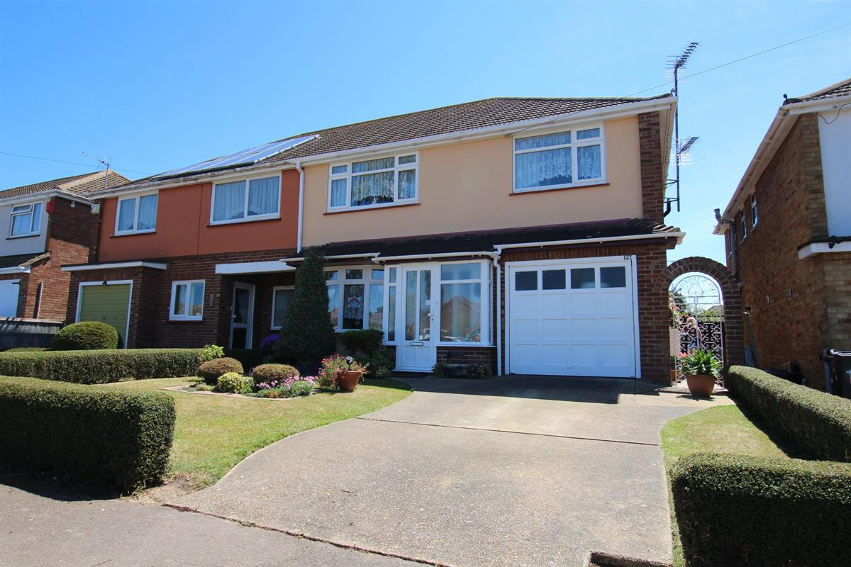 Leas Road, Clacton-on-Sea