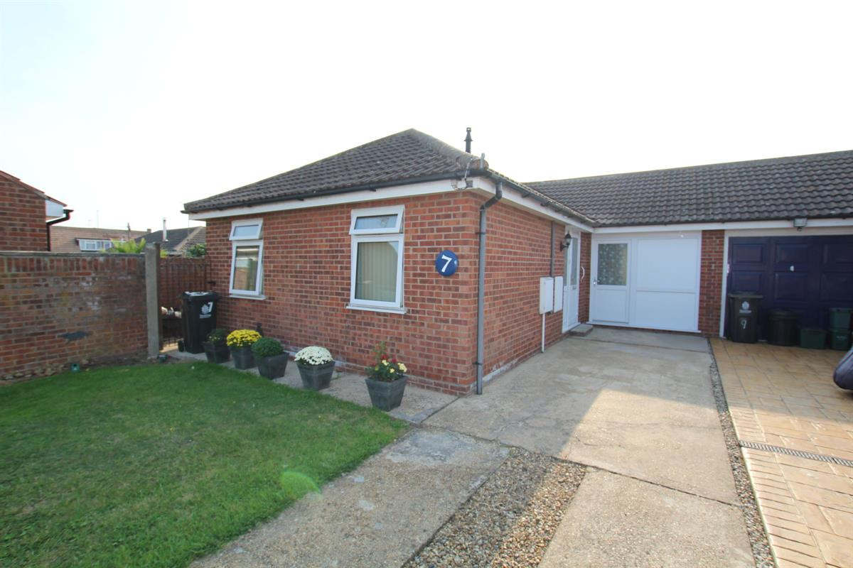 Donne Drive, Jaywick, Clacton-on-Sea