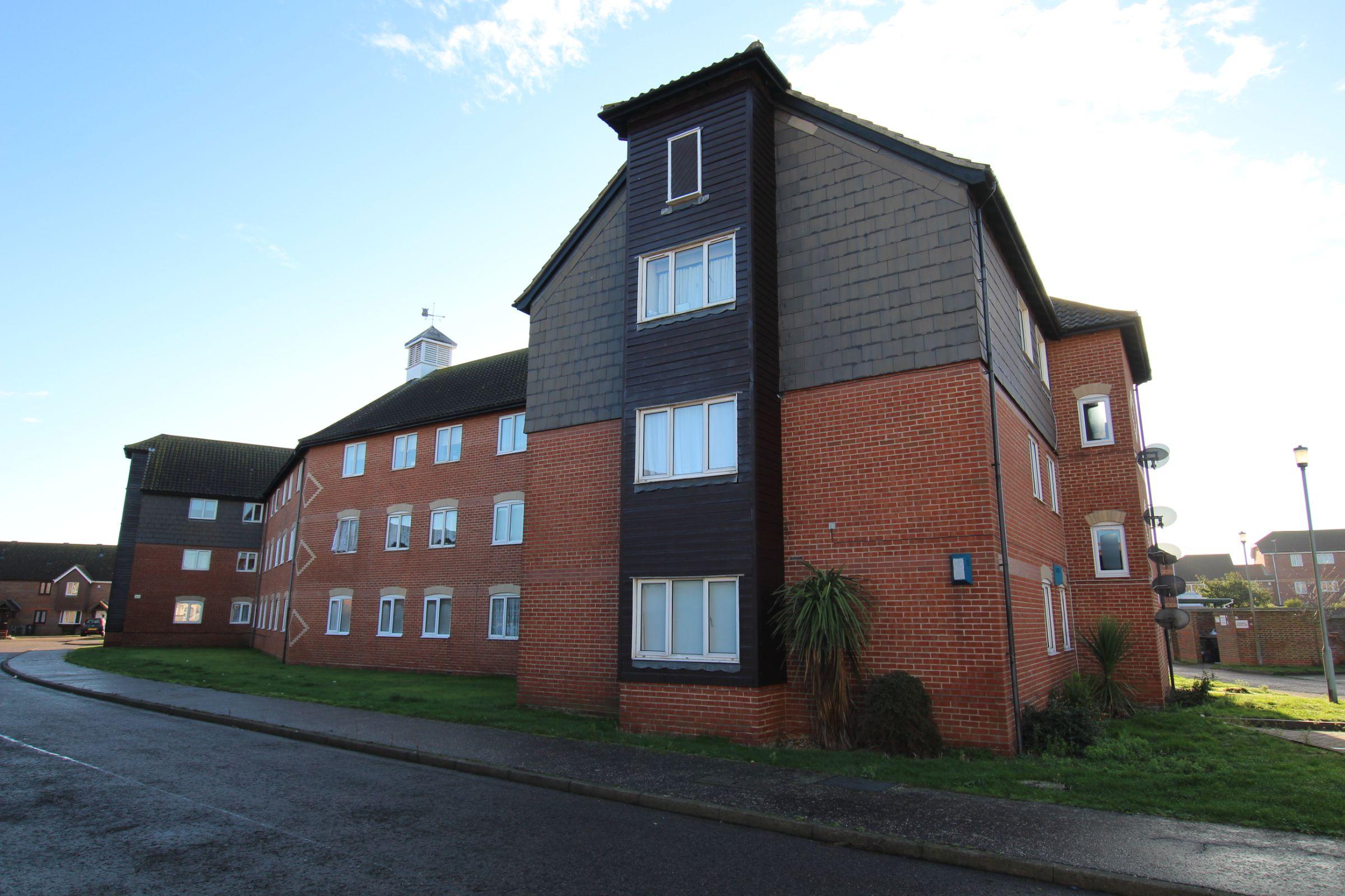 Shamrock House, Weymouth Close, Clacton-on-Sea